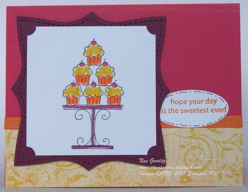 Cucake Gift Card Holder
